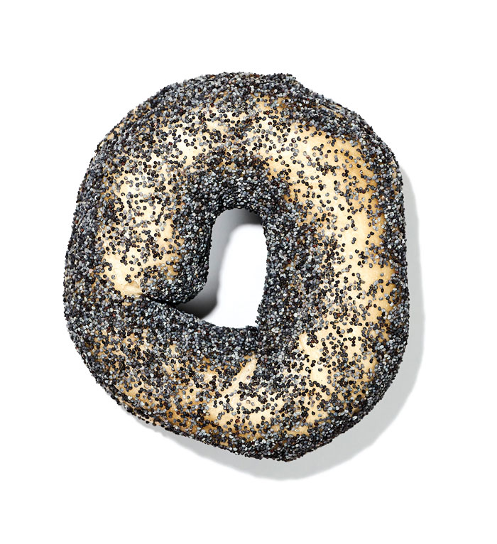 Maine's Best Bagels, Union Bagel Co., Poppy Seed