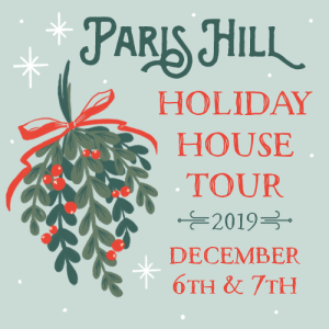 Paris Hill Holiday House Tour