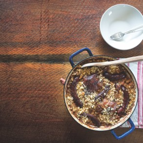 cassoulet recipe by Annemarie Ahearn