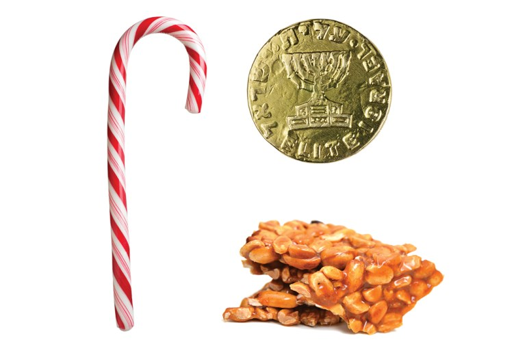 Maine-made holiday candy