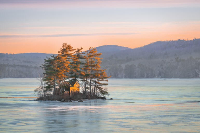 Where in Maine, January 2020