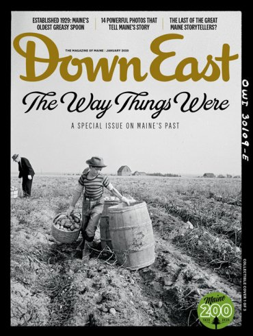 Down East Magazine, January 2020
