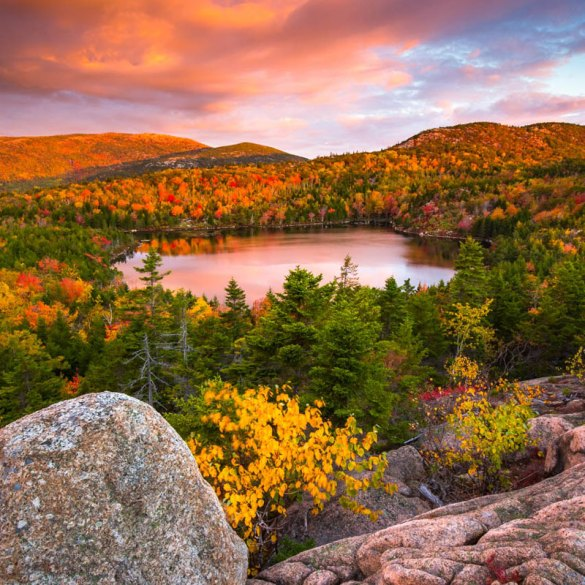 Acadia Photography Workshop