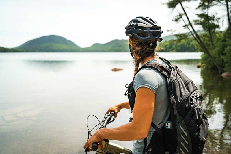 5 Breathtaking Bike Routes in Acadia National Park