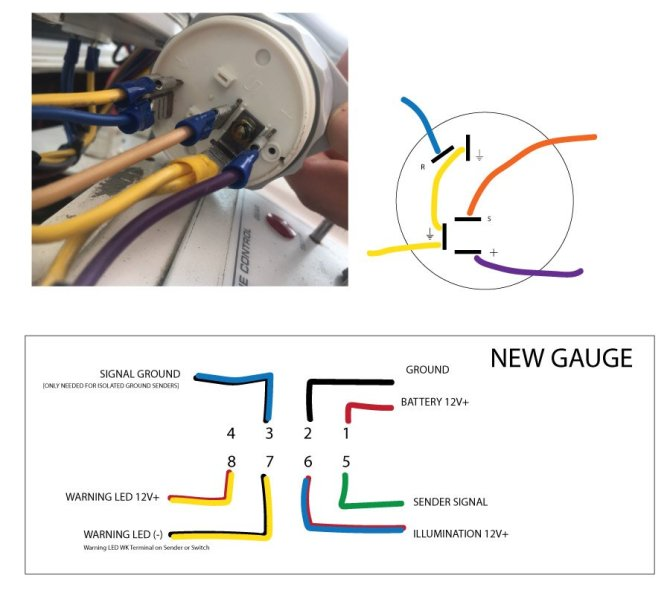 temperature gauge wiring diagram 01 f150 trailer wiring