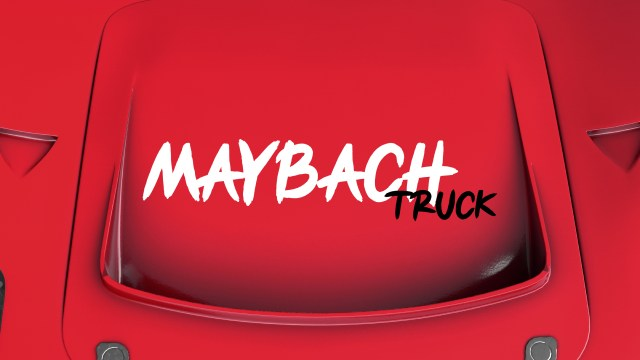Maybach Truck with XanMan