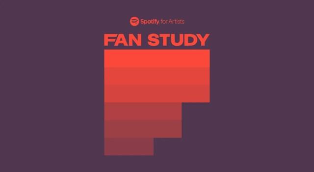 Spotify Fan Study