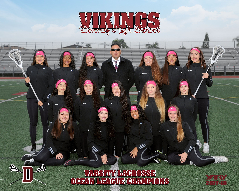 Varsity Downey High School Lacrosse
