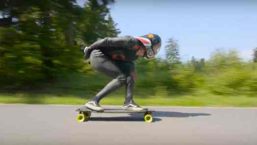 Thaigo Lessa Longboard Tuck