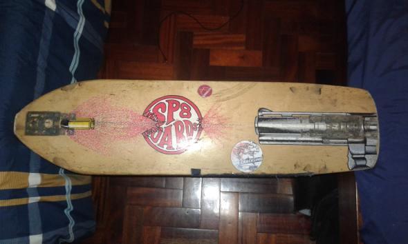 sp8boards bullet deck