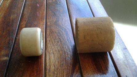 slide wheels vs downhill wheels