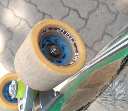 seismic alphas downhill wheels