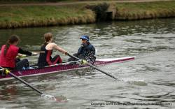 W2 in the Lents Getting-on Race © Christopher Down