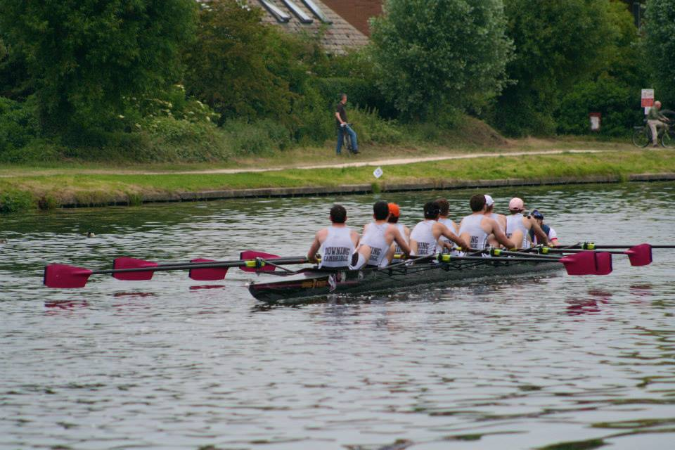 M1 rowover, day 3 Mays 2015.