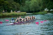 W2 rowing up, Mays 2014