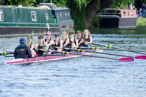 W2 row home with foliage after bumping LMBC © David Ponting