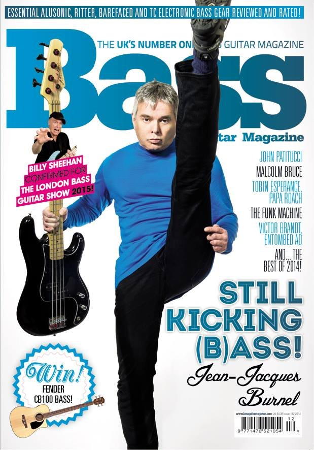 201501 jj burnell bass guitar magazine