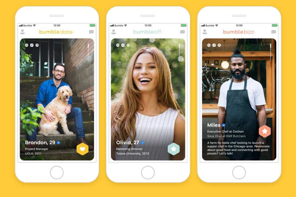 Find Your Love by Using Bumble