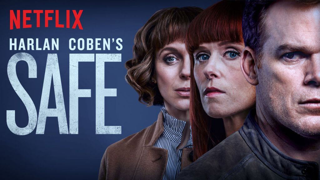 Download Safe (2018) Netflix Series (Season 1)