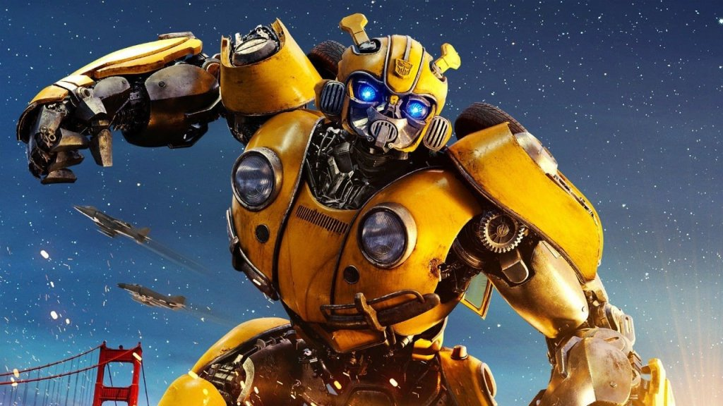 Stream Bumblebee (2018) for free
