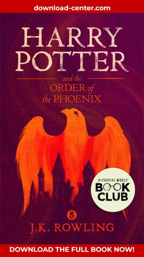 Harry Potter and the Order of the Phoenix Full Book
