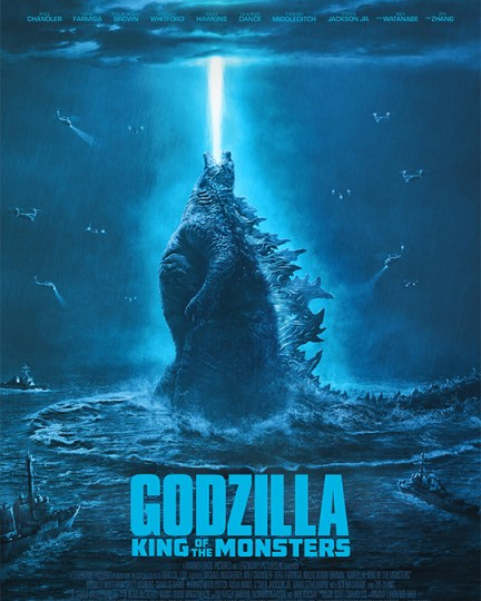 Godzilla: King of Monsters Blu-ray Download