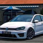 Volkswagen Golf Vii R Line Interior V2 1 1 39 X For Ets2