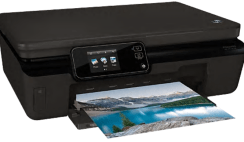 HP Photosmart 5525 Driver Download
