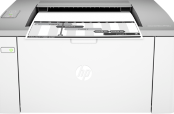 HP Laser 106a Driver Download
