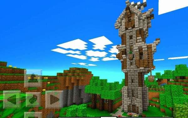 Красивые постройки в Майнкрафт - Minecraft 2021