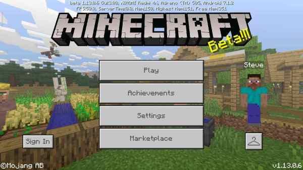 Скачать Minecraft PE 1.13.0.6 на Андроид Бесплатно ...