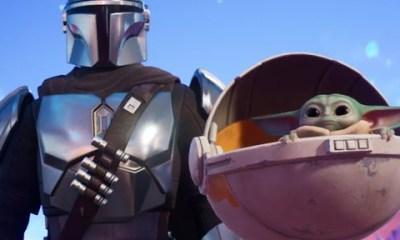 How to Unlock Baby Yoda Back Bling in Fortnite (Season 5)
