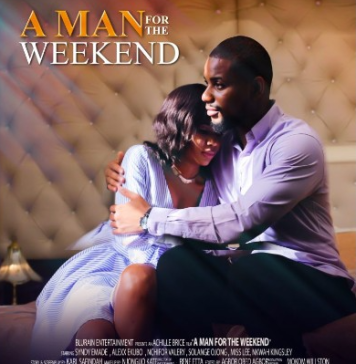 A Man For The Week End - Nollywood Movie