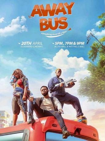 Away Bus - Ghallywood Movie