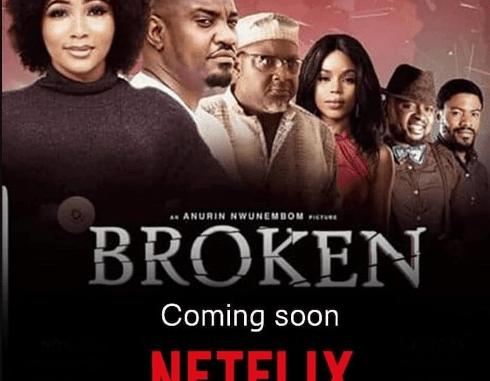 Broken - Nollywood Cameroon Movie
