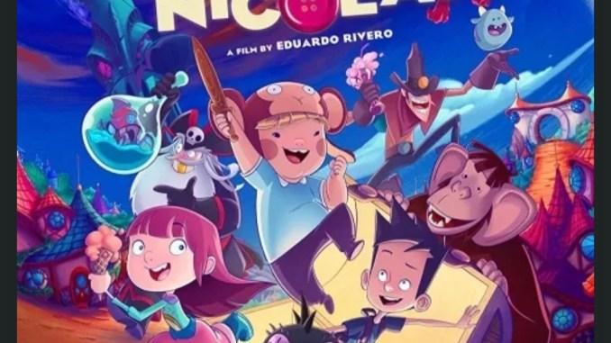 A Costume for Nicholas (2020)