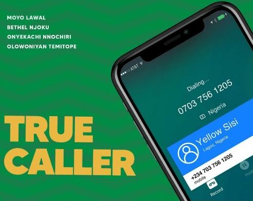 True Caller - Nollywood Movie
