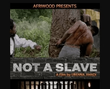 Download Not a Slave (2021) - Mp4 Netnaija