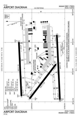 Miami Executive AirportKTMBAOPA Airports