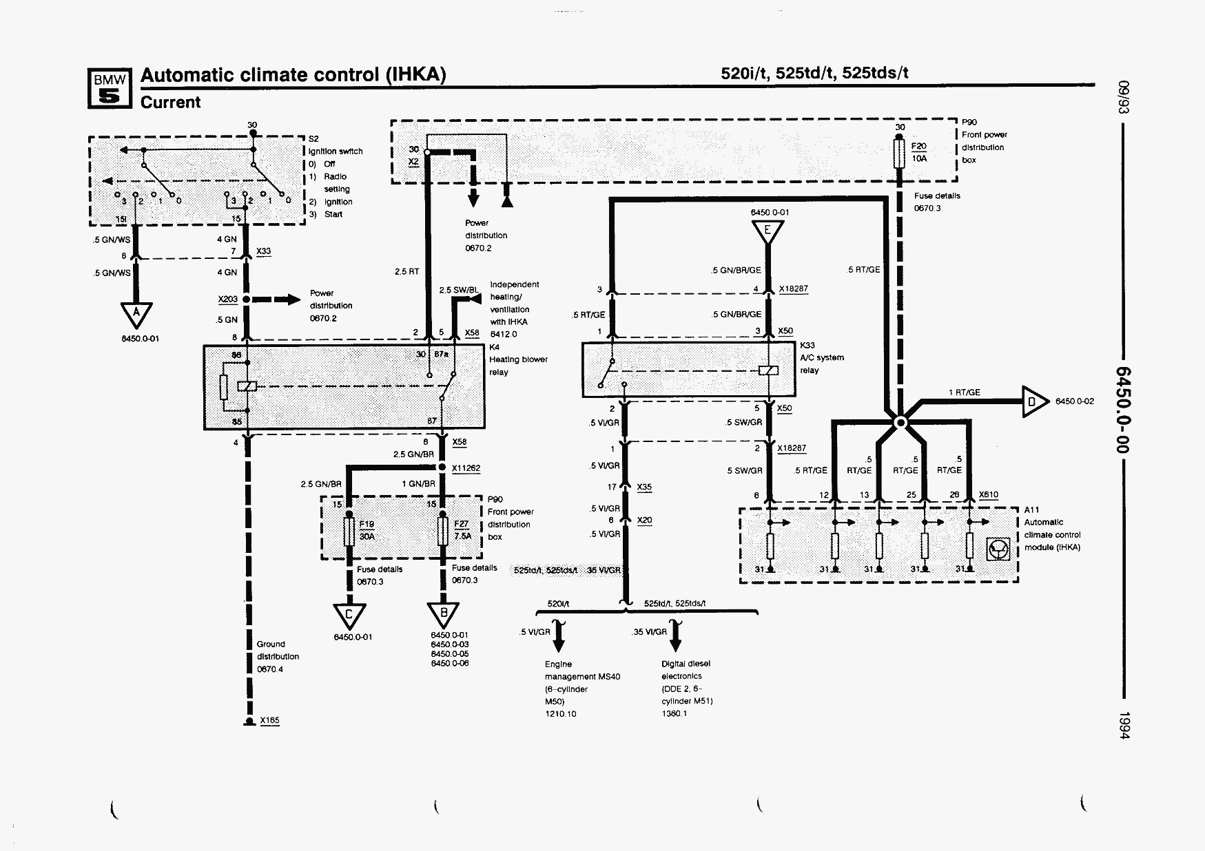 Bmw E60 Instrument Cluster Wiring Diagram Diagrams 2003 525i 23 Images Electrical 2001 325i