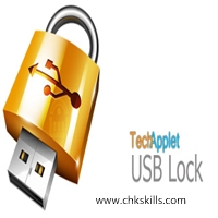 TechApplet-USB-Lock