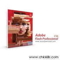 Adobe-Flash-Professional CS6