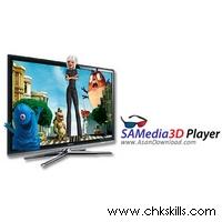 SAMedia3D-Player