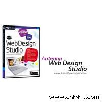 Antenna-Web-Design-Studio