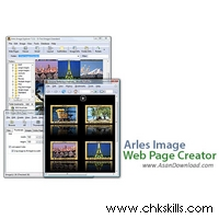 Arles-Image-Web-Page-Creator