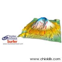 Golden-Software-Surfer