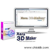 Xara-3D-Maker