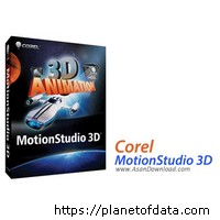 Corel-Motion Studio-3D