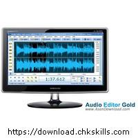 Audio-Editor-Gold