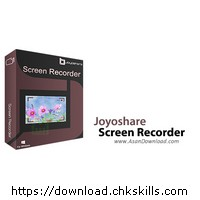 Joyoshare-Screen-Recorder